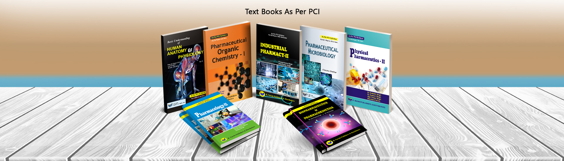Pharmacy Publishers in India